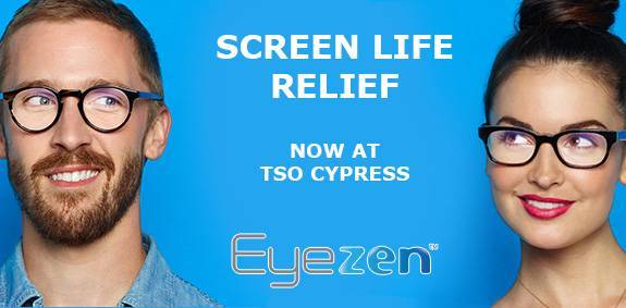 Eyezen Digital Blue Screen Lenses in Cypress, TX